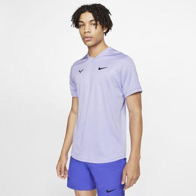 Pánské tenisové tričko Rafa Challenger s krátkým rukávem