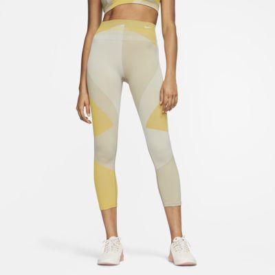 Nike Sculpt Icon Clash nahtlose 7/8-Trainingstights für Damen
