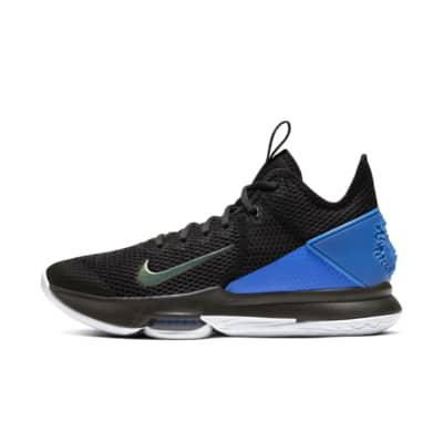 blue womens basketball shoes