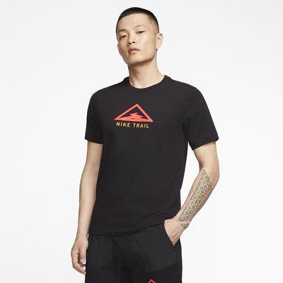 Nike Dri-FIT Trail 男款越野跑步 T 恤