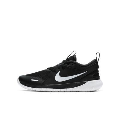 Escrupuloso menú posponer  Nike Flex Contact 4 Big Kids' Running Shoe. Nike.com