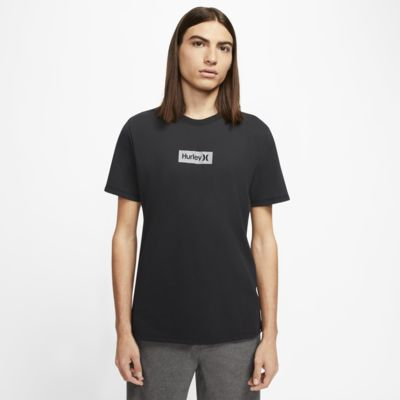 T-shirt Hurley Dri-FIT One And Only Small Box Reflective - Uomo