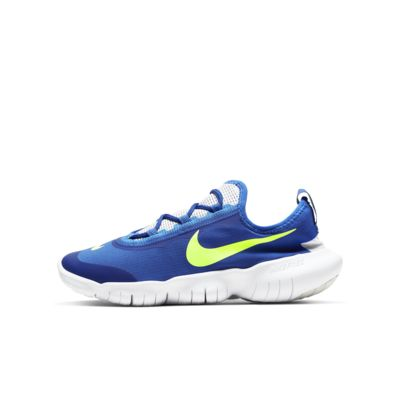 Nike Free RN 5.0 Big Kids' Running Shoe