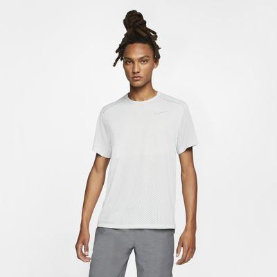Pánské běžecké tričko Nike Rise 365 s krátkým rukávem