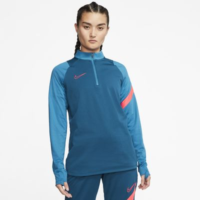 Женская футболка для футбольного тренинга Nike Dri-FIT Academy Pro