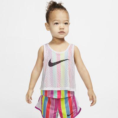 Camisola sem mangas Nike Dri-FIT para bebé