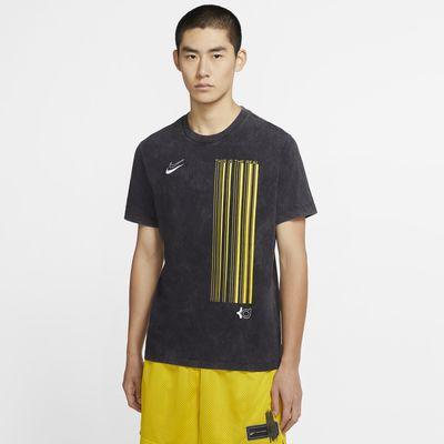 ナイキ Dri-FIT KD メンズ ウォッシュド バスケットボール Tシャツ