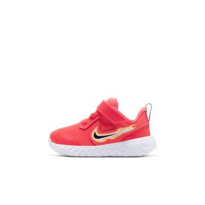 Sko Nike Revolution 5 Fire för baby/små barn