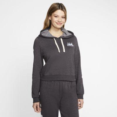 Hurley Lost Horizons Perfect Women's Cropped Fleece Sweatshirt