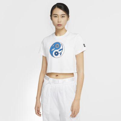 Nike Sportswear 女款短袖上衣