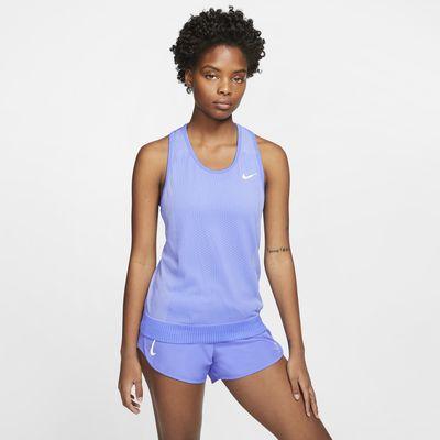 Camiseta de tirantes de running para mujer Nike Infinite