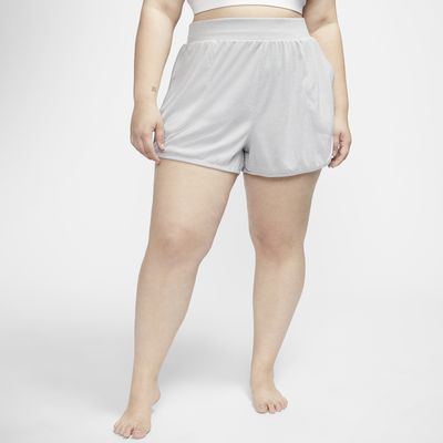 Nike Yoga Women's Shorts (Plus Size)