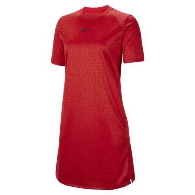 Vestido de fútbol de tejido de punto para mujer Paris Saint-Germain