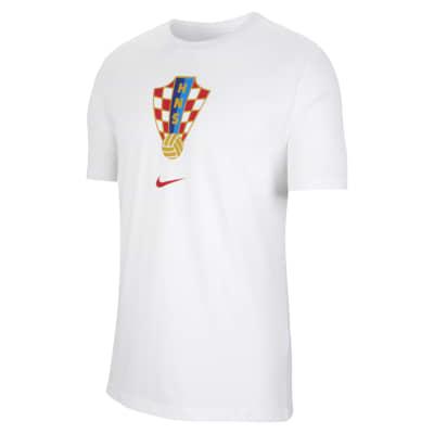 Playera de fútbol para hombre Croacia
