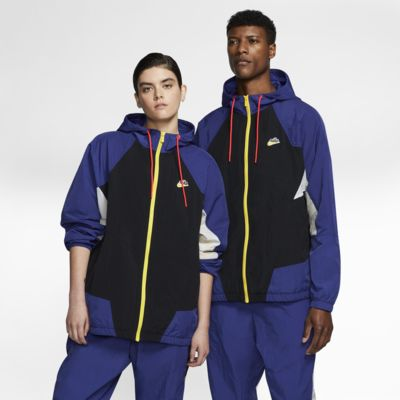 Chamarra exclusiva Nike Sportswear Heritage Windrunner