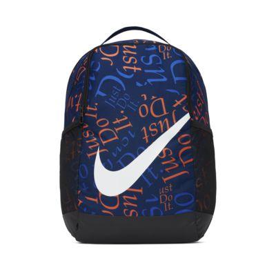 Nike Brasilia Kinder-Rucksack mit Print