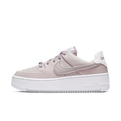 air force 1 sage platinum violet