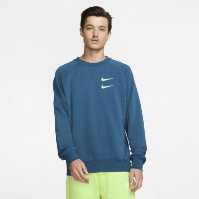 Nike Sportswear Swoosh frottégenser til herre