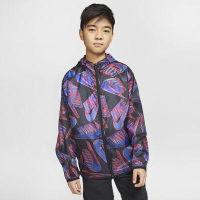 Nike Sportswear Tech Pack Big Kids' (Boys') Packable Jacket