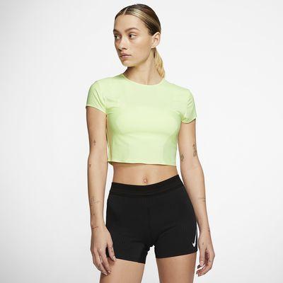 Γυναικεία μπλούζα για τρέξιμο Nike City Ready