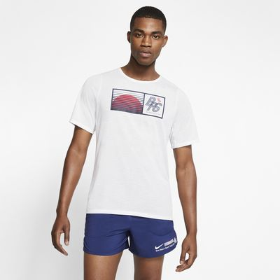 Nike Rise 365 Blue Ribbon Sports férfi futófelső