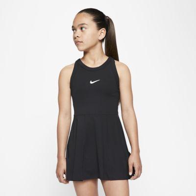 NikeCourt Dri-FIT Girls' Tennis Dress