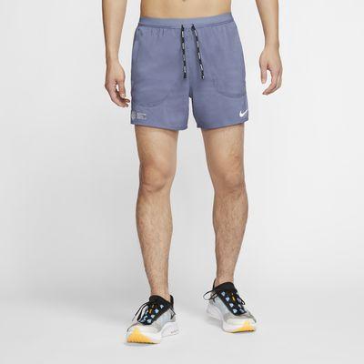 กางเกงวิ่งขาสั้น 5 นิ้วมีซับในผู้ชาย Nike Flex Stride Future Fast