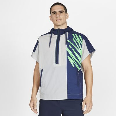 Nike Short Sleeve Half Zip Training