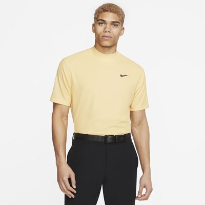 Nike Dri-FIT Tiger Woods Men's Mock-Neck Golf Top