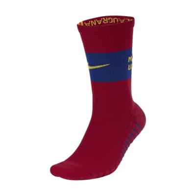 FC Barcelona Squad Graphic Football Crew Socks