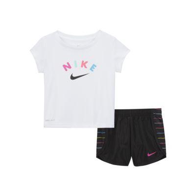 Nike Dri-FIT Baby (12-24M) T-Shirt and Shorts Set