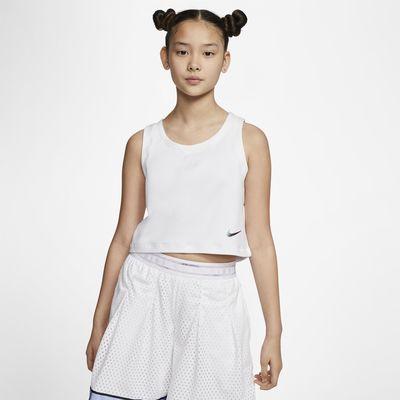 Nike Sportswear Tech Pack 大童(女孩)无袖上衣