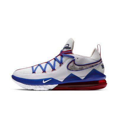 LeBron 17 Low Tune Squad Basketball Shoe