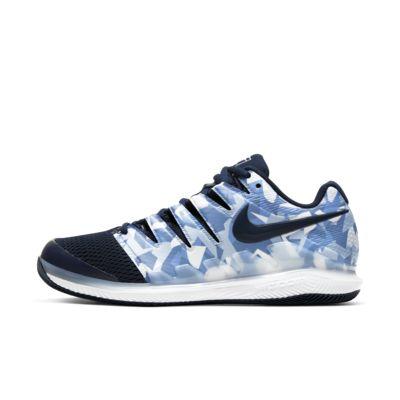 Tennissko för hårt underlag NikeCourt Air Zoom Vapor X för män