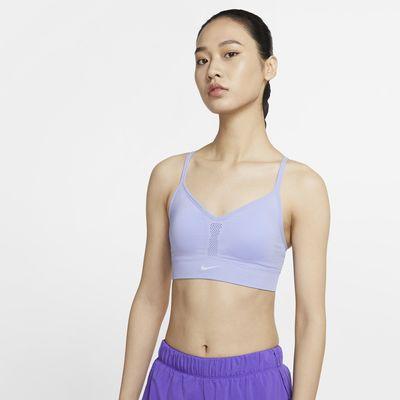 Nike Indy Women's Seamless Light-Support Sports Bra