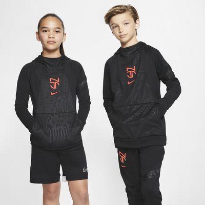 Nike Dri-FIT Neymar Jr Older Kids' Pullover Football Hoodie