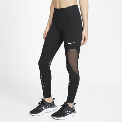 Nike Speed Icon Clash 7/8-Lauftights für Damen