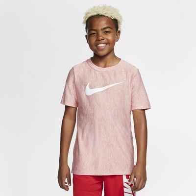 Maglia da training a manica corta Nike Dri-FIT - Bambino/Ragazzo