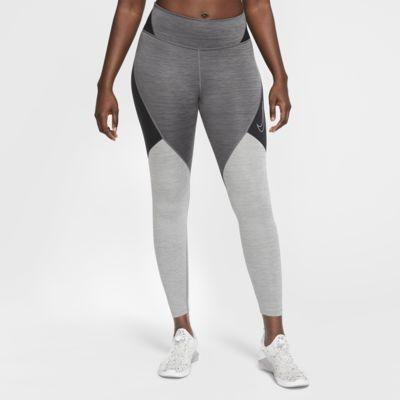 Nike One Damen-Tights mit halbhohem Bund