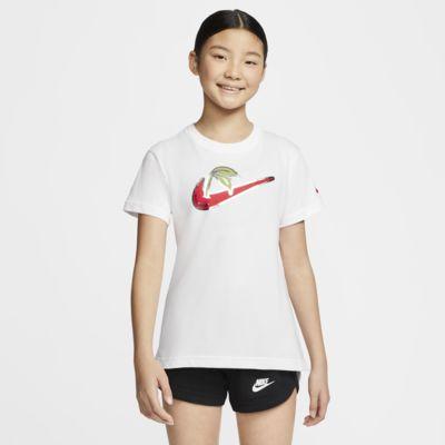 Nike Sportswear 大童(女孩)T恤