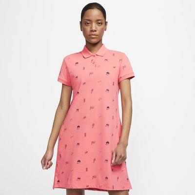 Damska sukienka z nadrukiem Nike Polo