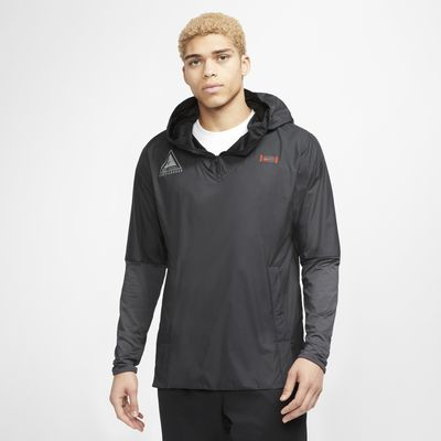 Chamarra de fútbol americano para hombre Nike