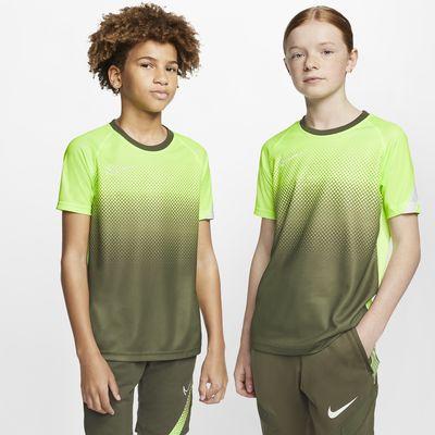 Nike Dri-FIT Academy Older Kids' Short-Sleeve Football Top