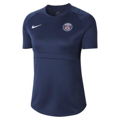 Prenda para la parte superior de fútbol para mujer Paris Saint-Germain Academy Pro