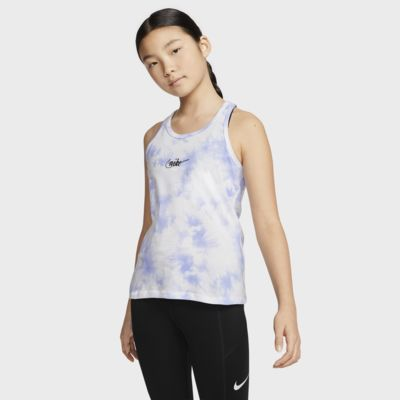 Nike Big Kids' (Girls') Tie-Dye Tank