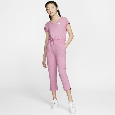 Nike Sportswear Big Kids' (Girls') Romper