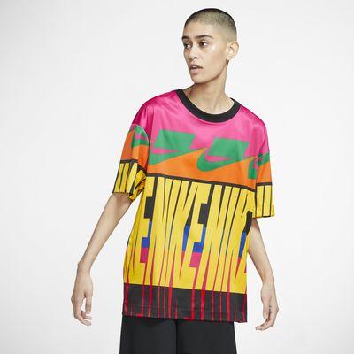 Nike Sportswear NSW Women's Short-Sleeve Printed Top