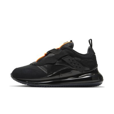 nike air max 720 black/orange release