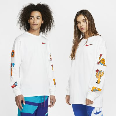 Nike Exploration Series Basketball Long-Sleeve T-Shirt