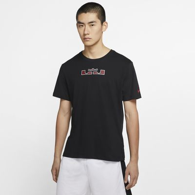 Nike Dri-FIT LeBron Logo Basketball T-Shirt